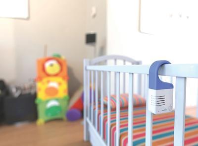 Babymonitor NUVITA Digital Audio Quadryo 2020 - 2