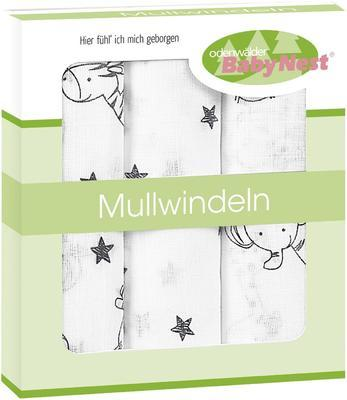 Plenky ODENWÄLDER Animal Farm 80X80 cm 3 ks 2019 - 2