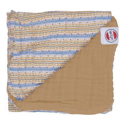 Deka LODGER Dreamer Muslim Stripe Xandu 120x120 cm 2020, honey - 2