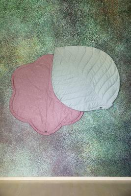 Hrací podložka VINTER & BLOOM Nordic Leaf 2020, soft pink - 2
