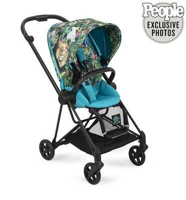 CYBEX by DJ Khaled Mios Seat Pack We the Best Blue 2021 - 2