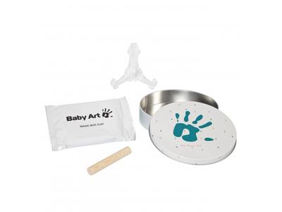 Rámeček s víkem a stojánkem BABY ART Magic Box 2021, essentials - 2