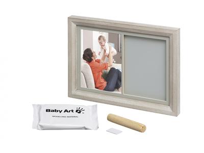 Dřevěný rámeček BABY ART Tiny Touch 2021 - 2