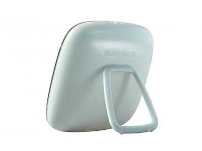 Rámeček s průhledným ochranným víkem a stojánkem BABY ART Hello Baby 2021, crystalline - 2