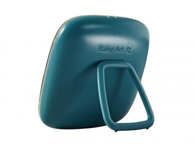 Rámeček s průhledným ochranným víkem a stojánkem BABY ART Hello Baby 2021 - 2