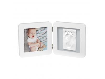 Rámeček BABY ART My Baby Touch Simple 2021, white - 2