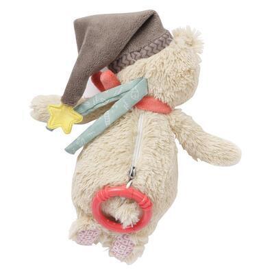 Hrací hračka BABY FEHN 2021, Bruno Mini méďa - 2