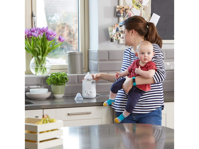 Ohřívačka kojeneckých lahví TOMMEE TIPPEE Easi-Warm 2021 - 2