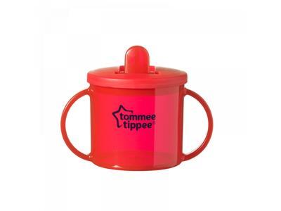 Hrneček pro nejmenší TOMMEE TIPPEE Basic, dvouuchý 2020 - 2