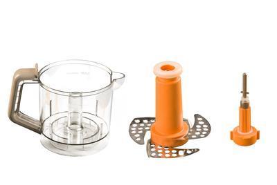 Robot + ohřívač lahví + sterilizátor NUVITA 2020 - 2
