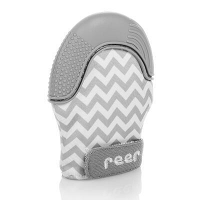 Kousátko masážní rukavice REER 2021 - 2