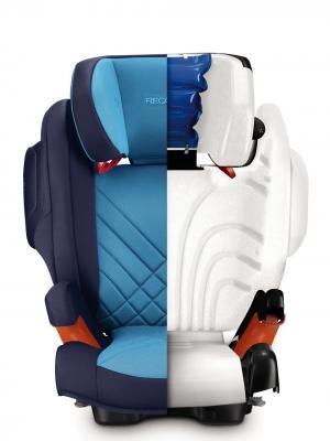 Autosedačka RECARO Monza Nova2 SeatFix 2020, xenon blue - 2