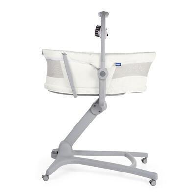 Postýlka/lehátko/židlička CHICCO Baby Hug 4v1 White snow 2020 - 2