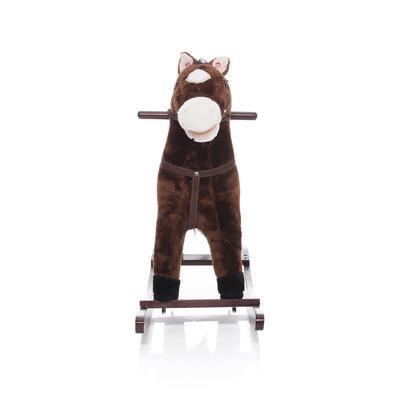 ZOPA Houpací kůň tmavě hnědý Twinkie 2021 - 2