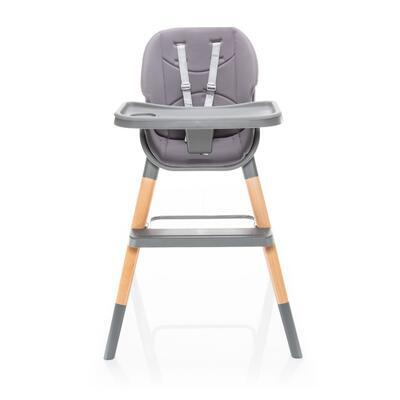 Jídelní židlička ZOPA Nuvio 4v1 2021 - 2