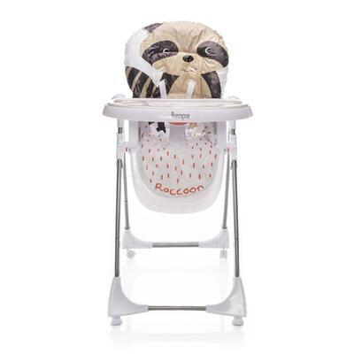 Jídelní židlička ZOPA Monti 2021, racoon - 2