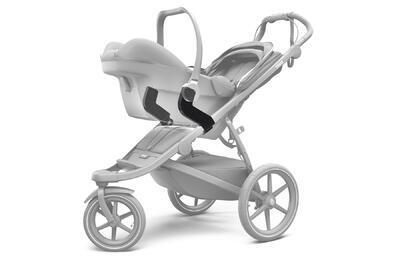 Adaptéry THULE Urban Glide Car Seat Single & Double Maxi-Cosi 2021 - 2