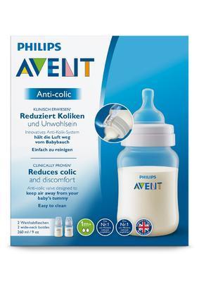 Láhev AVENT Anti-colic 260 ml (2 ks) 2020 - 2