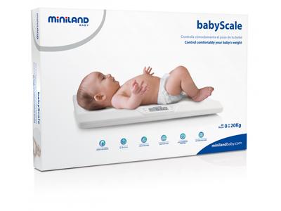Dětská váha MINILAND Baby Scale 2018 - 2