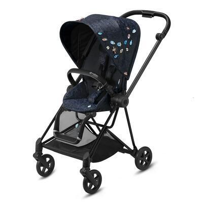 Kočárek CYBEX Set Mios Seat Pack Fashion Jewels of Nature 2021 včetně autosedačky - 2