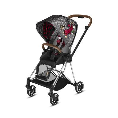 Kočárek CYBEX Mios Seat Pack Fashion Rebellious 2021 - 2