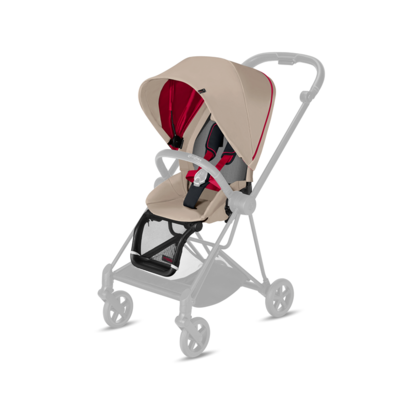 CYBEX Mios Seat Pack Ferrari Fashion2021 - 2