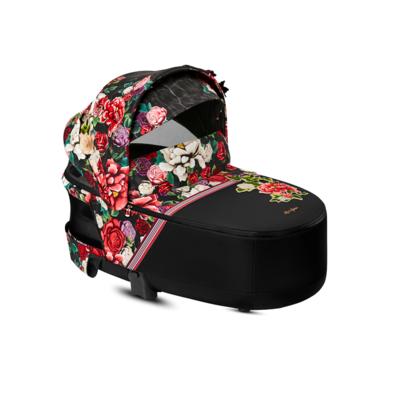 Hluboká korba CYBEX Priam Lux Carry Cot Fashion Spring Blossom 2021 - 2