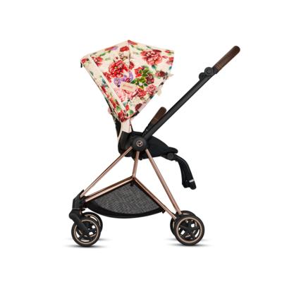 Kočárek CYBEX Mios Seat Pack Fashion Spring Blossom 2021 včetně korby - 2
