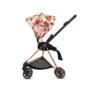 Kočárek CYBEX Mios Seat Pack Fashion Spring Blossom 2021 včetně korby - 2/7