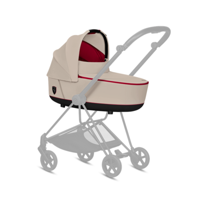 Hluboká korba CYBEX Mios Carry Cot Ferrari Fashion 2020 - 2
