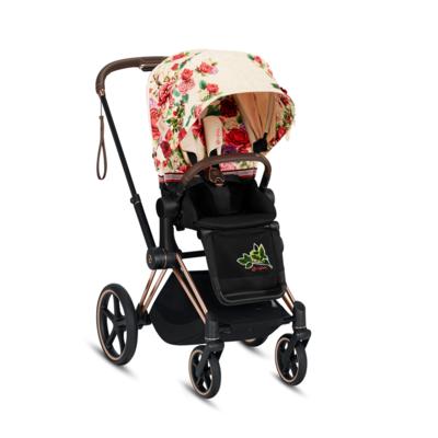 Kočárek CYBEX Priam Lux Seat Fashion Spring Blossom 2021 - 2