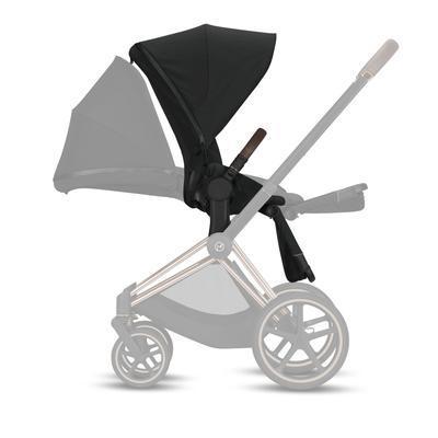 Kočárek CYBEX Priam Chrome Brown Seat Pack 2021 - 2