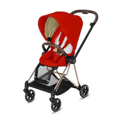 Kočárek CYBEX Mios Chrome Brown Seat Pack 2021, autumn gold - 2