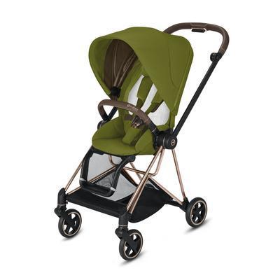 Kočárek CYBEX Mios Rosegold Seat Pack 2021 - 2