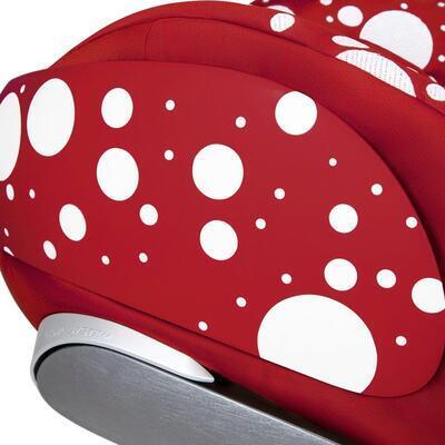 Autosedačka CYBEX by Jeremy Scott Cloud Z i-Size Petticoat Red 2021 - 2