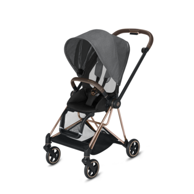 Kočárek CYBEX Mios Rosegold Seat Pack PLUS 2021 - 2