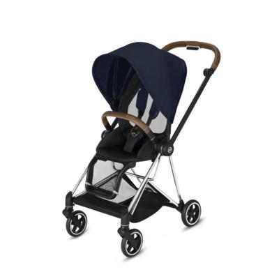 Kočárek CYBEX Mios Chrome Brown Seat Pack PLUS 2021 - 2