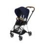 Kočárek CYBEX Mios Chrome Brown Seat Pack PLUS 2021 - 2/7