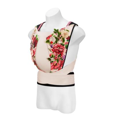 Dětské nosítko CYBEX Yema Tie Fashion Spring Blossom 2021, light - 2