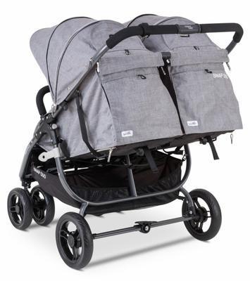 Kočárek VALCO Snap Ultra Duo 2021, tailor made grey marle - 2