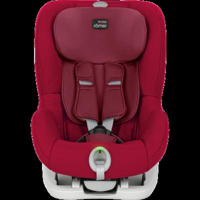 Autosedačka RÖMER King II LS Premium Line 2020, flame red  - 2