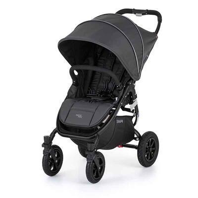 Kočárek VALCO Snap 4 Sport Flat Matte LTD Edition 2021, signature grey - 2