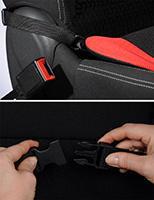 Bezpečnostní pás do auta pro těhotné SCAMP Comfort Isofix 2020 - 2