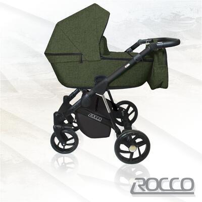 Kočárek DORJAN Rocco 2021, 06 green - 2