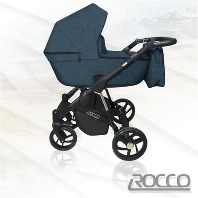 Kočárek DORJAN Rocco 2021 včetně autosedačky - 2