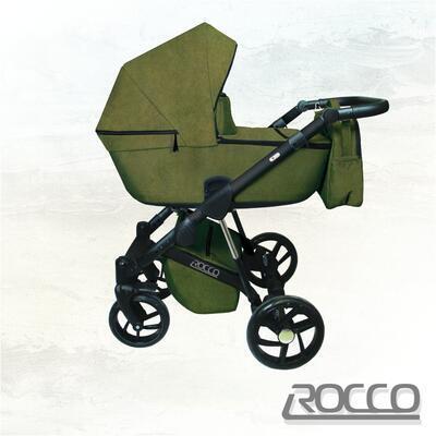 Kočárek DORJAN Rocco ECCO 2021 včetně autosedačky - 2