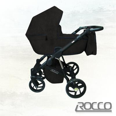 Kočárek DORJAN Rocco ECCO 2021, 03 graphite - 2