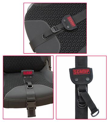 Bezpečnostní pás do auta pro těhotné SCAMP Slim 2020 - 2