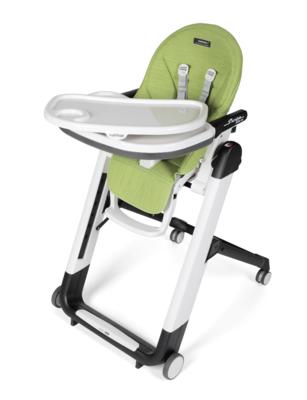 Jídelní židlička PEG PÉREGO Siesta Follow Me 2021 + DÁREK, wonder green - 2