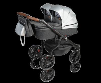 Kočárek DORJAN Twin Quick VIVO 2021 - 2